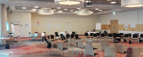 Open Space Technology conference room